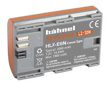 Hähnel EXTREME HLX-E6N Li-Ionen-Akku- ersetzt Canon LP-E6N, für u.a. 70D,80D,6D