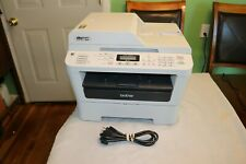 Brother MFC-7360N All-In-One Network Monochrome Laser Printer 90%Drum 100%Toner