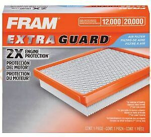 Fram CA11876 Engine Air Filter Direct Replacement