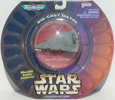 Micro Machines Die Cast Star Wars Imperial Star Destroyer - Galoob by AFLOT2-TOY