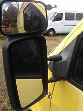 2004 Dodge Sprinter Mirror Left Side manuel Double