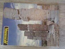 $$$ Revue Archeologia N°37 Saint-LouisCatacombes EmeseTriremePeriple Hanno