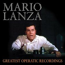 Mario Lanza - Greatest Operatic Recordings [CD]