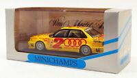Minichamps 1/43 Scale Model Car MIN 931121 - Audi V8 Quattro Evo Belgian Evo