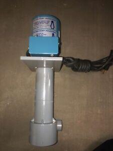 FILTER PUMP INDUSTRIES Penguin Model # P-1/6A Vertical Pump (new)