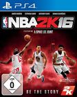 NBA 2K16 Metalcase Edition inkl Steelbook PS4, NEU & OVP