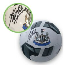 More details for kevin keegan signed newcastle football. damaged a