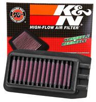YA-2509 K&N Replacement Air Filter YAMAHA XT250; 2009-2013 (KN Powersports Air F