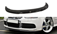 MAXTON DESIGN FRONT SPLITTER VW GOLF Mk5 R32 Cupra Front Lip