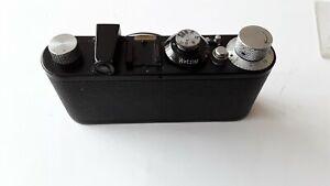 Leica I  auf 0 abgestimmt. 1929