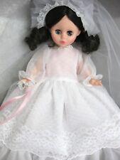 """Vintage Uneeda Doll & Box ~15"""" Bride Wedding Imperial Collection Classics 91620"""