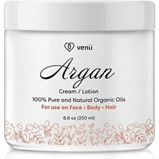 Argan Oil Daily Cream Lotion With Vitamin E and Fatty Acids – Ultra Hydrating Mo