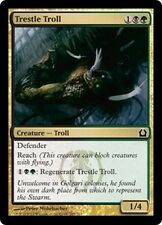 MTG Magic RTR - (4x) Trestle Troll/Troll des tréteaux, English/VO