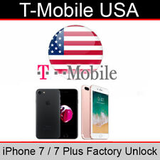 T Mobile USA iPhone 7/7 Plus Factory Unlock Service
