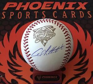 Andy Pettitte Signed Official 2000 World Series Baseball MLB + Fanatics