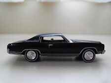 JOHNNY LIGHTNING - GOLD SERIES MUSCLE CARS - 1970 CHEVROLET MONTE CARLO - LOOSE