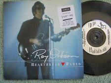 Roy Orbison Heartbreak Radio Virgin America 724389009170 Vinyl 7inch 45 Single