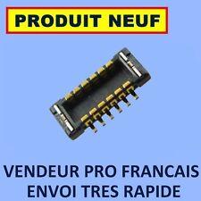 PRISE CONNECTEUR FPC NAPPE CAPTEUR PROXIMITE POWER SUR CARTE MERE IPHONE 4 ✖NEUF