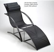 SUN GARDEN ASS Comfort Premium Lounging Liege anth/schw