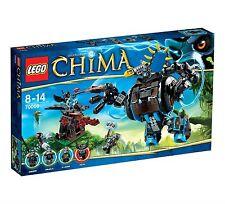 70008 GORZAN'S GORILLA STRIKER lego legos set NEW legends of chima GRUMLO GLOONA
