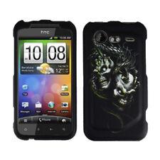 HTC INCREDIBLE2 6350 VERIZON GRAPHIC CASE DRAGON SKULL