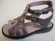RICOSTA Mädchen Sandaletten 25 Mittel Sandalen Lila NEU