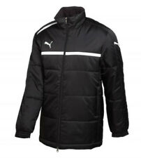 Puma Powercat Stadionjacke gefütterte Winterjacke Stadium Jacket Coach Jacke XL