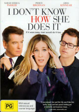 I Don't Know How She Does It - Sarah Jessica Parker, Pierce Brosnan - DVD