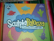 Educational Insights Sculptapalooza Sculpting Party Game Ages 10-Adult