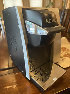 Keurig K150 Coffee Maker with Pods. Commercial Direct Line Plumbed