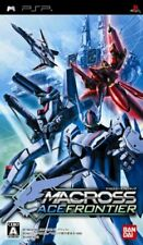 USED PSP PlayStation Portable Macross Ace Frontier 92299 JAPAN IMPORT