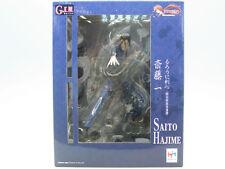 Rurouni Kenshin Hajime Saito Figure MegaHouse