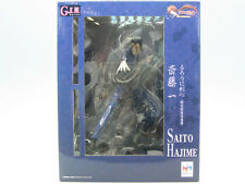 Rurouni Kenshin Hajime Saito PVC Figure MegaHouse