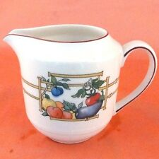 """MON JARDIN Villeroy & Boch CREAMER 3"""" tall NEW NEVER USED made in Luxembourg"""