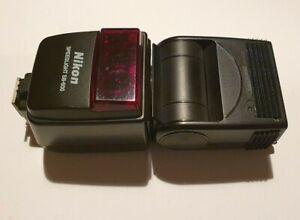 Nikon SB-600 AF Speedlite Flash Unit Nikon Flashgun with Flash Case - EXC