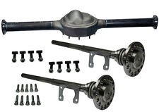 """54"""" wide Ford 9 Inch Hump Back Rear End Housing Kit with 31 spline axles & hdwe"""
