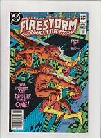 Fury of Firestorm #11 VF/NM 9.0 Newsstand DC Comics 1983 Bronze Age, Nuclear Man