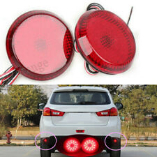 LED Tail Rear Bumper Reflector Light For Mitsubishi Outlander Sport 2013 14-2019