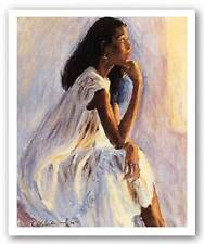 First Light Holston African American Art Print 5x7