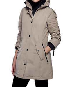 Jack Wolfskin TECH LAB Genova Coat Outdoor Winter Parka Mantel Jacke Jacket M