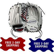 """WILSON A2000 T125 SUPERSKIN 12.5"""" OUTFIELD FASTPITCH SOFTBALL GLOVE"""