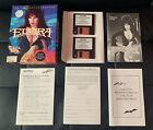 Elvira Accolade Pc Computer Game Complete Ibm Tandy 3.5 High Density Floppy 1990
