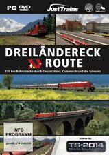Train Simulator 2013 - Railworks 4 - Triangle Route (Add-On) PC New+Boxed