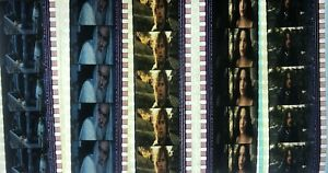 Lord of the Rings - Fellowship of the Ring 61 -  5 strips of 5 35mm Film Cells