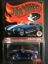 Hot Wheels RLC Commemorative Shelby Cobra 427 S/C 3751/4000 - Mint on Card
