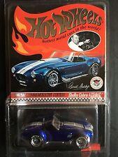 Hot Wheels RLC Commemorative Shelby Cobra 427 S/C 556/4000 - Mint on Card