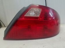 ACURA CL TAIL LIGHT RIGHT PASSENGER SIDE 2001 2002