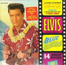 Elvis Presley Blue Hawaii - FTD 78 New / Sealed CD