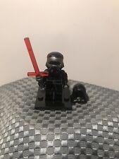 New Custom Minifigure Star Wars The last Jedi Kylo Ren ARRIVES IN 2-4 DAYS