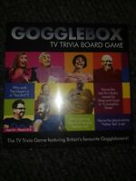 Gogglebox TV Trivia Board Game New and Sealed